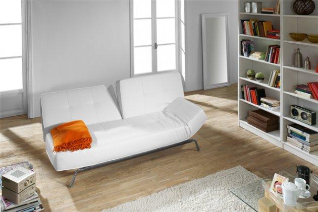 El sof cama una soluci n muy interesante para convertir una habitaci n de estar en un dormitorio - Sofas para habitacion ...
