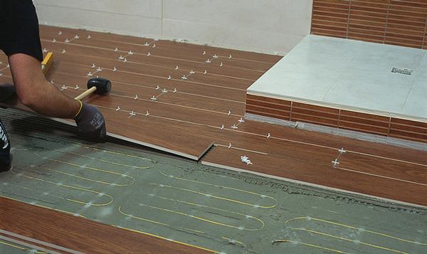 Suelo radiante en suelos de madera - Pavimento para suelo radiante ...