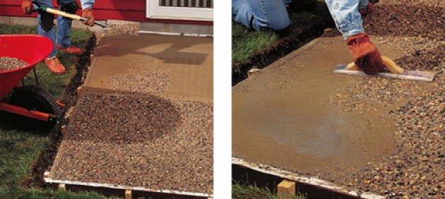 Cmo hacer un pavimento de terrazo in situ parte iii for Como pulir suelo de terrazo