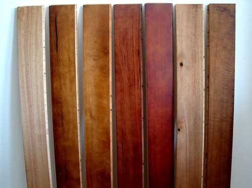Tintes para la madera y barnices distintas terminaciones - Tipos de barnices para madera ...