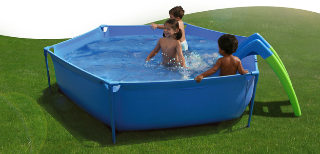 Piscinas desmontables las piscinas infantiles for Piscinas desmontables