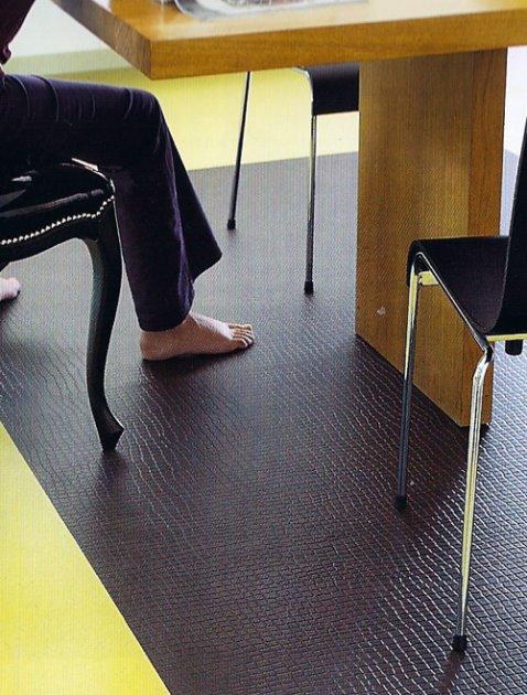 El uso del lin leo para revestimientos de suelos - Pavimento de linoleo ...
