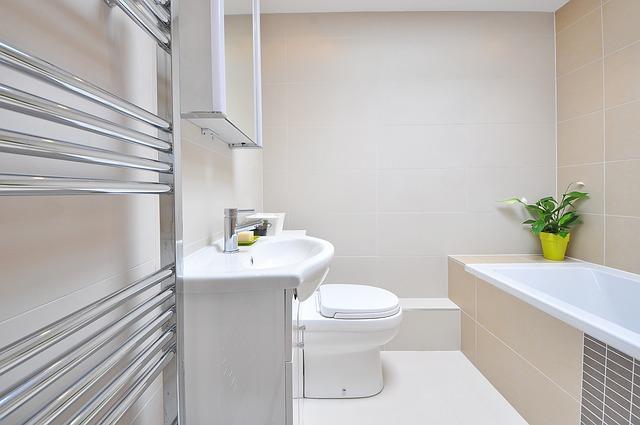Extractores para ventilación de baños y aseos