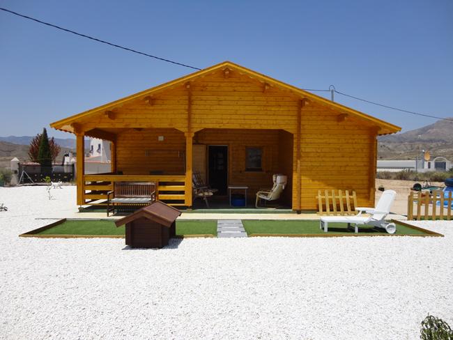 Verdades y mentiras de las casas prefabricadas de madera - Casas estructura de madera ...