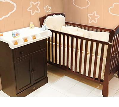 Distintos tipos de cunas las cunas camas - Cambiador bebe para cuna ...
